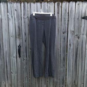 Pants - Size 14 gray slacks by Liz lounge